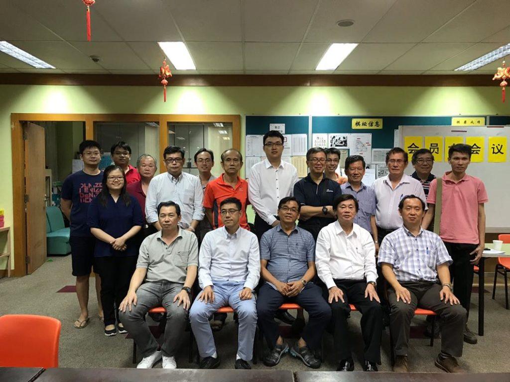 新加坡象总会员大会2018