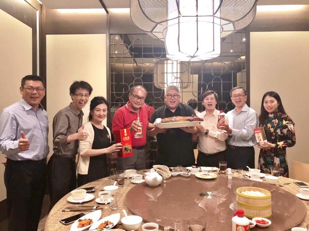 拜访中国白酒协会加强联系 筹办种族和谐图形棋子赛事