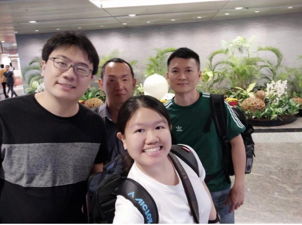 新象总队今日到加拿大温哥华 参加第 十六届世界象棋锦标赛