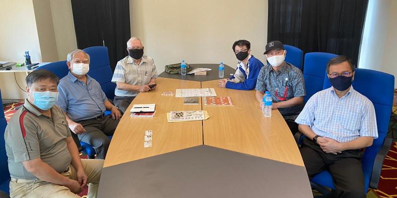苏菲亚山扶轮社 大力推动图形象棋的活动